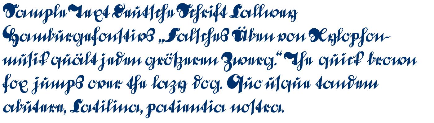 ingofonts deutsche schrift callwey